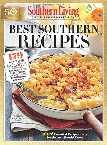 9780848752118: SOUTHERN LIVING Best Southern Recipes: 179 All-Time Favorites