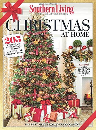 9780848752132: SOUTHERN LIVING Christmas at Home: 205 Recipes and Ideas to Make This Your Most Festive Holiday Ever!