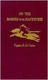 On the Border With Mackenzie: Robert Carter