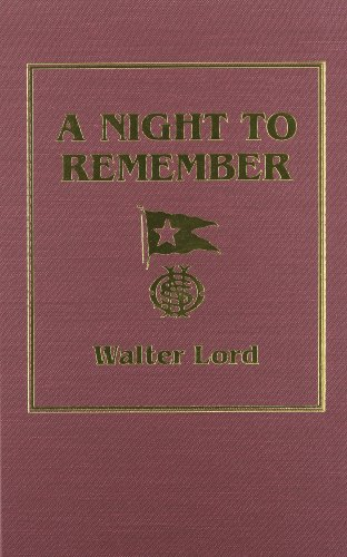 9780848800659: A Night to Remember
