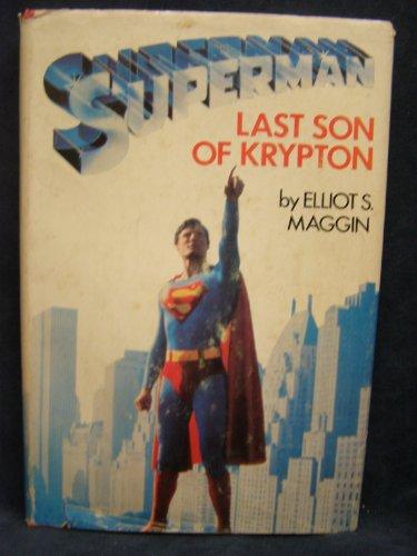9780848801182: Superman: Last Son of Krypton