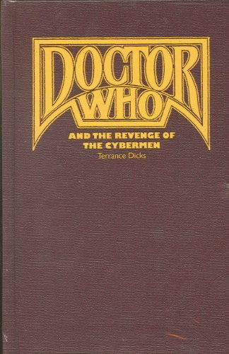 9780848801564: Doctor Who: And the Revenge of the Cybermen