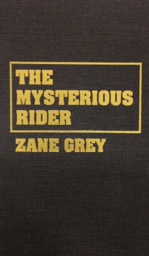 9780848802776: Mysterious Rider