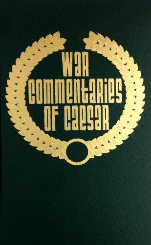 9780848803445: War Commentaries of Caesar