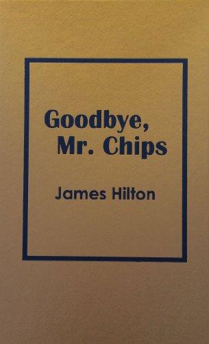 9780848803643: Goodbye, Mr. Chips