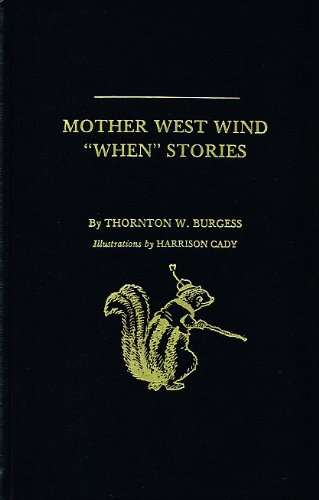 """9780848803872: Mother West Wind """"When"""" Stories"""