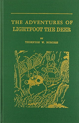 9780848803933: The Adventures of Lightfoot the Deer