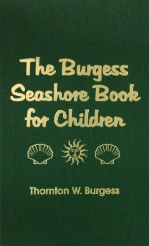 9780848804039: The Burgess Seashore Book for Children