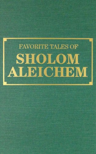 9780848804145: Favorite Tales of Sholom Aleichem