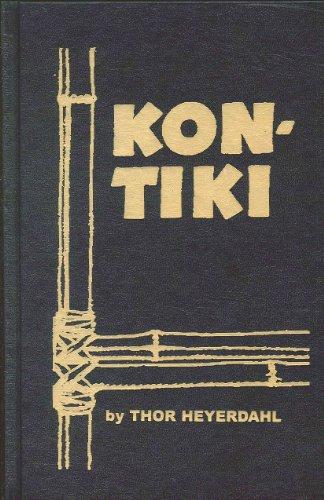9780848805272: Kon-Tiki: Across the Pacific in a Raft