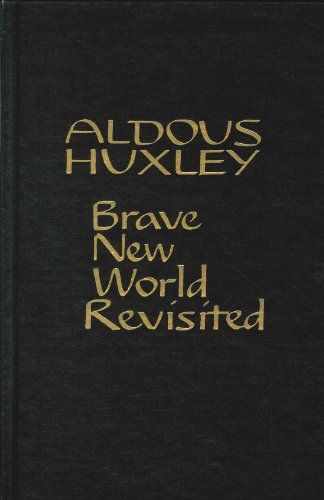 9780848805371: Brave New World Revisited