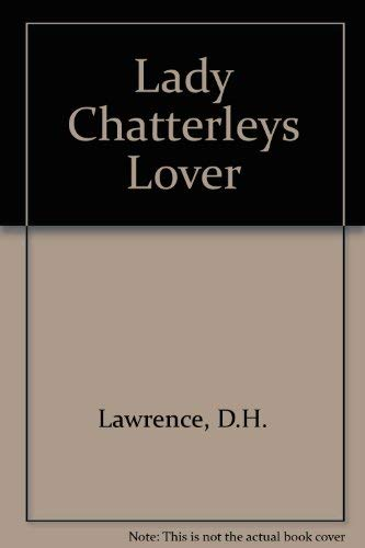 9780848805593: Lady Chatterley's Lover