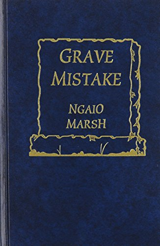 9780848805777: Grave Mistake