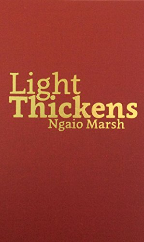 9780848805791: Light Thickens