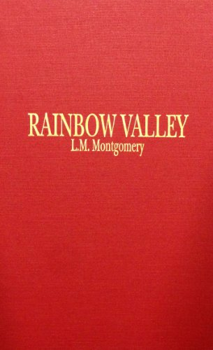 9780848805913: Rainbow Valley (Anne of Green Gables Novels)