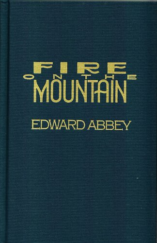 9780848809010: Fire on the Mountain