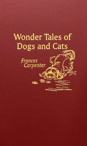 9780848809454: Wonder Tales of Dogs and Cats