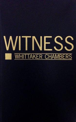 9780848809584: Witness