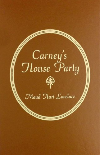 9780848810849: Carney's House Party