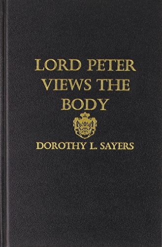 9780848811532: Lord Peter Views the Body