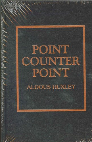 9780848813796: Point Counter Point