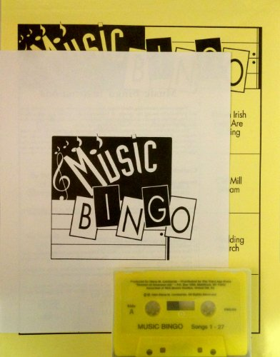 9780848813857: Music Bingo for Seniors