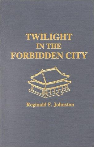 9780848813901: Twilight in the Forbidden City