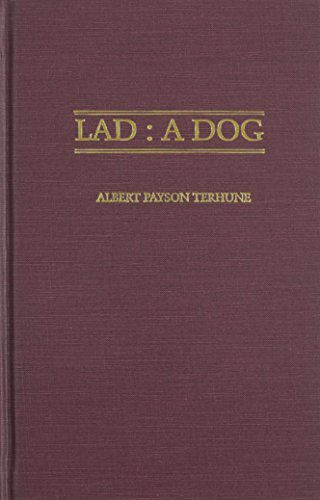 Lad: A Dog (9780848814854) by Albert Payson Terhune