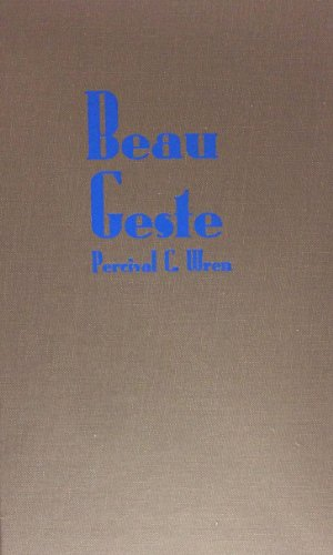 9780848815158: Beau Geste