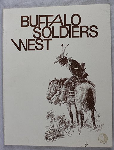 9780848815189: Buffalo Soldiers West