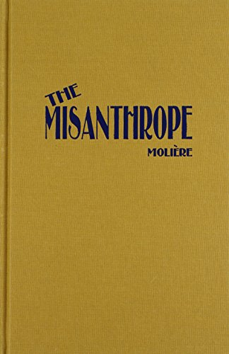 9780848816551: The Misanthrope