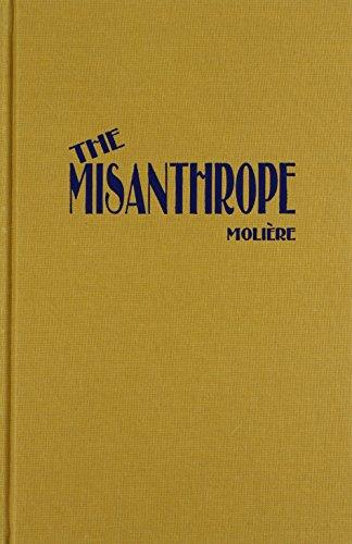 9780848816551: The Misanthrope