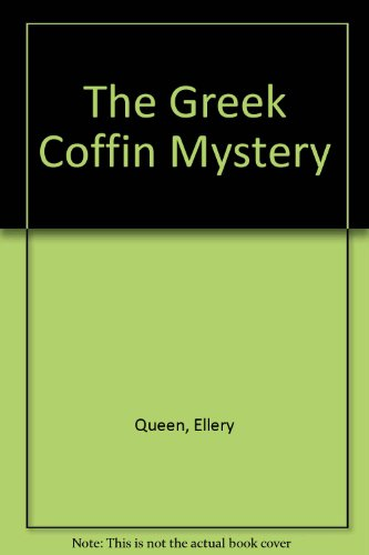 9780848818722: The Greek Coffin Mystery