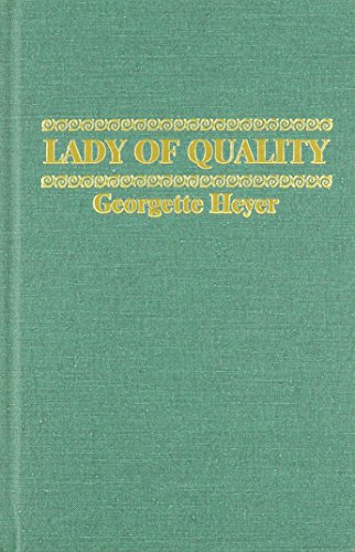 9780848819842: Lady of Quality