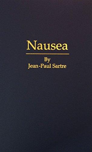 9780848820251: Nausea