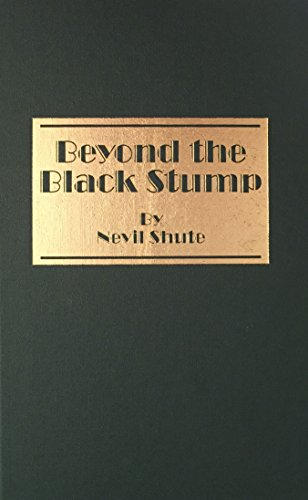 9780848820312: Beyond the Black Stump