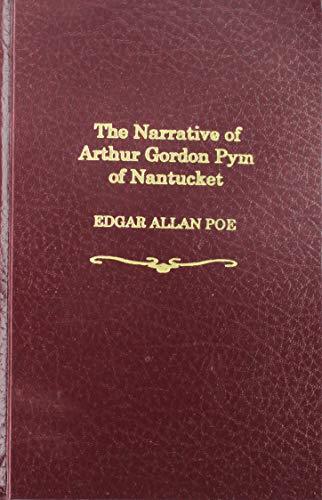 9780848820480: Narrative of Arthur Gordon Pym of Nantucket