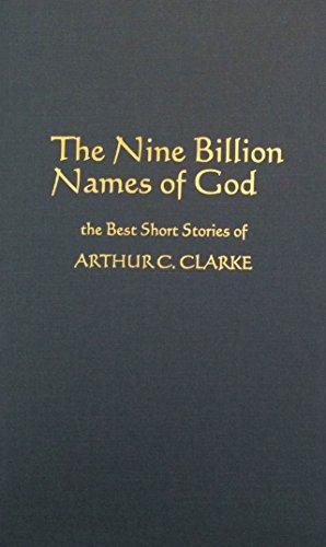9780848821814: The Nine Billion Names of God: The Best Short Stories