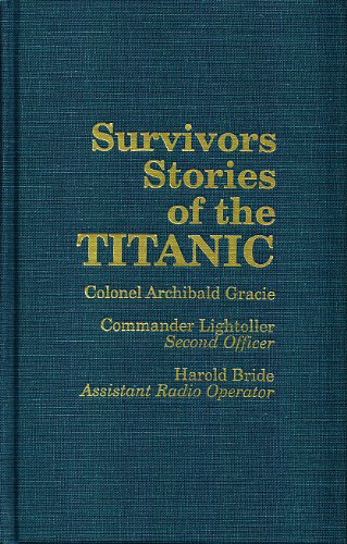 9780848821913: Survivors: Stories of the Titanic