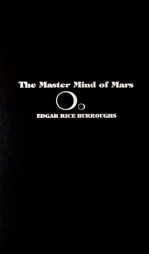 9780848827779: The Master Mind of Mars