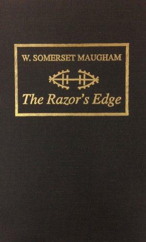 9780848828066: The Razor's Edge