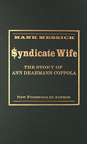 9780848828592: Syndicate Wife: The Story of Ann Drahmann Coppola