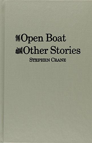 9780848829100: Open Boat & Other Stories