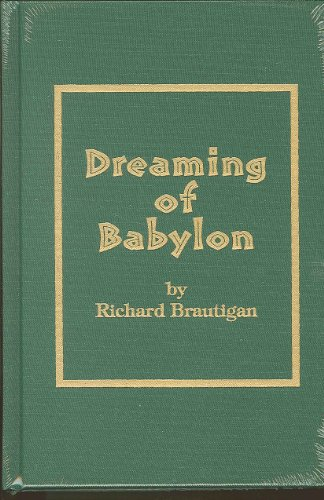 9780848832605: Dreaming of Babylon: A Private Eye Novel 1942