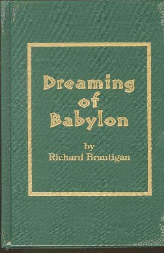 9780848832605: Dreaming of Babylon: A Private Eye Novel 1942