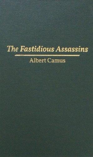 9780848833336: Fastidious Assassins
