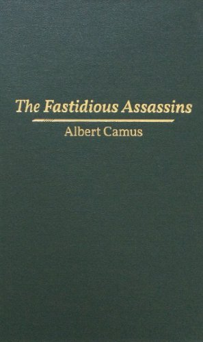 9780848833336: The Fastidious Assassins