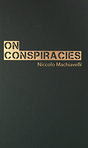 9780848833527: On Conspiracies