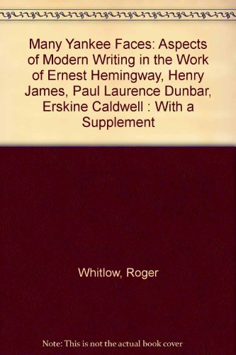 Many Yankee Faces: Aspects of Modern Writing: Whitlow, Roger