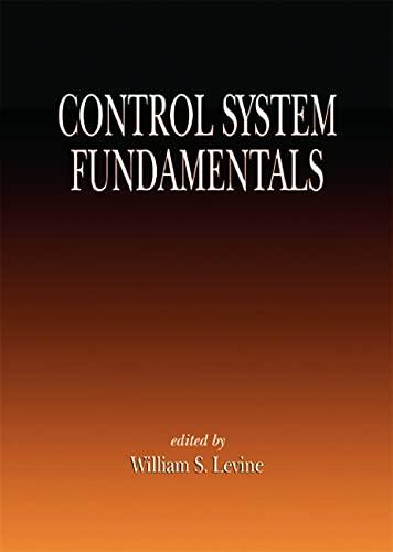 9780849300530: Control System Fundamentals